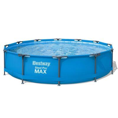 Bestway Zwembadset Steel Pro MAX frame 366x76 cm