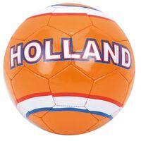 Voetbal Holland, Maat 5, 22 cm, 400 Gram