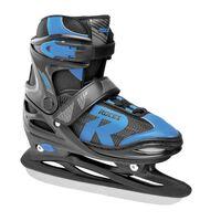 Roces ijshockeyschaatsen Jokey 2.0 jongens zwart maat 34-37