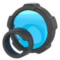 Ledlenser kleurfilter MT18 blauw