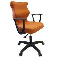 Good Chair Kantoorstoel NORM ergonomisch oranje BA-B-6-B-C-FC34-B