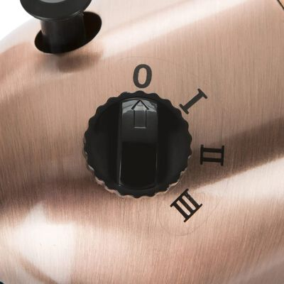 Tristar Retro tafelventilator VE-5970 35 W 30 cm koper