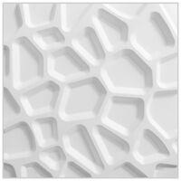WallArt 24 st 3D-Wandpanelen GA-WA01 Gaps
