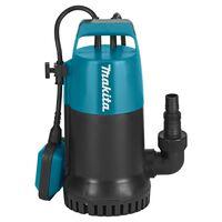 Makita Dompelpomp elektrisch 800 W blauw en zwart