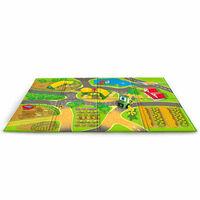 John Deere Speelmat & voertuig Country Lanes