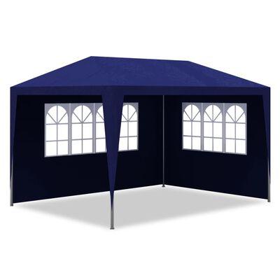 vidaXL Partytent 3x4 m blauw
