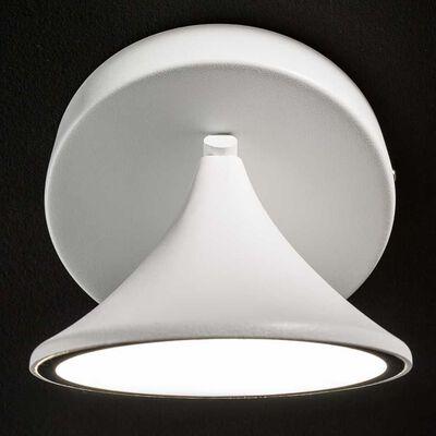 Wofi Wandlamp Chara Single LED wit