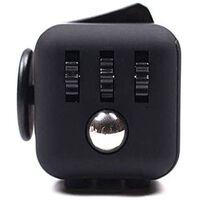 Fidget Cube Voor Betere Concentratie Zwart