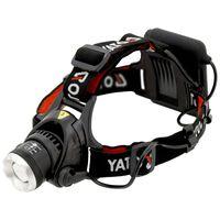 YATO Hoofdlamp Cree XM-L2 10 W