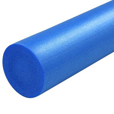 vidaXL Yogaschuimrol 15x90 cm EPP blauw