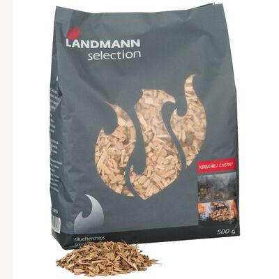Landmann Rookhoutsnippers 500 g kersenhout 13953