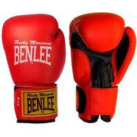 Bokshandschoenen Benlee Rodney 10oz rood/zwart