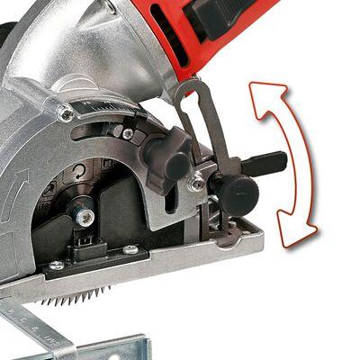 Einhell mini Cirkelzaag met accessoires (handbediening) TC-CS 860