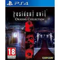 Resident Evil Origins Collection PS