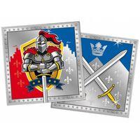 20x ridder themafeest servetten 33 x 33 cm papier -