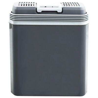 vidaXL Koelbox thermo-elektrisch draagbaar 12 V 230 V A +++ 24 L