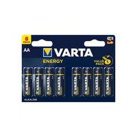 Varta Energy Alkaline AA/LR6 blister 8