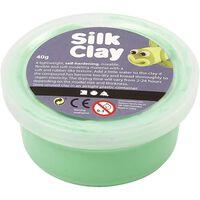 Silk Clay klei lichtgroen 40 gram (79108)