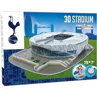 Nanostad 75-delige 3D-puzzelset Tottenham Hotspur Stadium