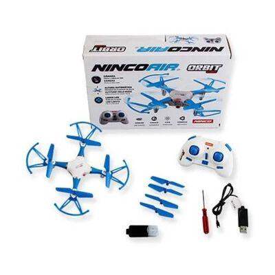 Ninco Drone radiografisch bestuurbaar Orbit Cam blauw