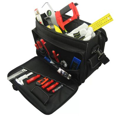 Toolpack gereedschap- en laptoptas 360.045