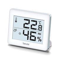 Beurer Thermohygrometer HM 16 wit 679.15