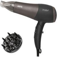 AEG Professionele Haardroger 2200 W Zwart HTD 5649