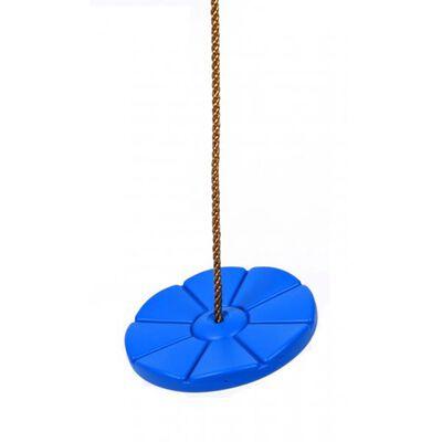 Swing King Schommel disc kunststof D28 cm blauw 2521063