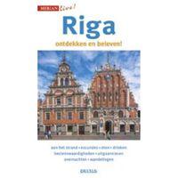 Deltas reisgids Merian live: Riga