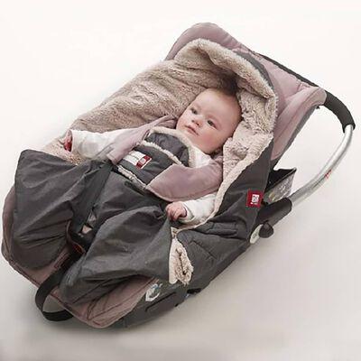 RED CASTLE Wikkeldeken Babynomade Tendresse 6-12 maanden grijs