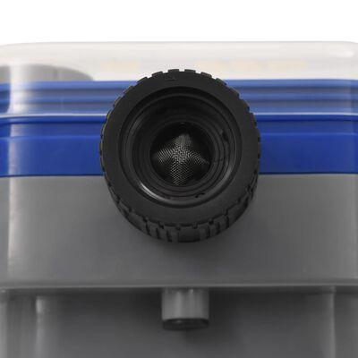 vidaXL Watertimer met dubbele uitgang automatisch digitaal