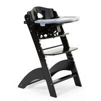 CHILDHOME Kinderstoel 2-in-1 Lambda 3 zwart