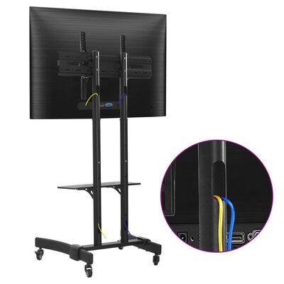 vidaXL Tv-trolley voor 32''-65'' plasma/LCD/LED