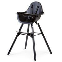 CHILDHOME Kinderstoel 2-in-1 Evolu 2 zwart