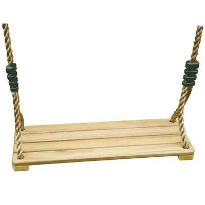 TRIGANO Schommelzitje voor sets 1,9-2,5 m hout J-478
