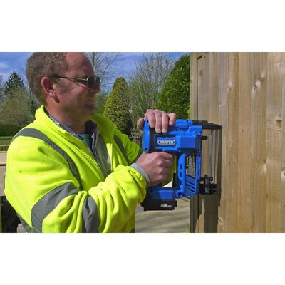Draper Tools Spijker-/nietpistool met 1 x 2 Ah D20 accu 20 V