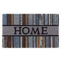 Kokos deurmat Ruco style woodplanks home