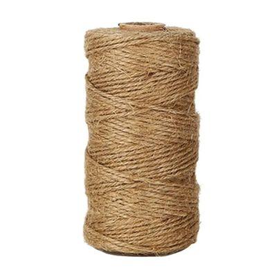 00 voet / 91 m hennep touw | Natuurlijke kleur | String voor tuinieren