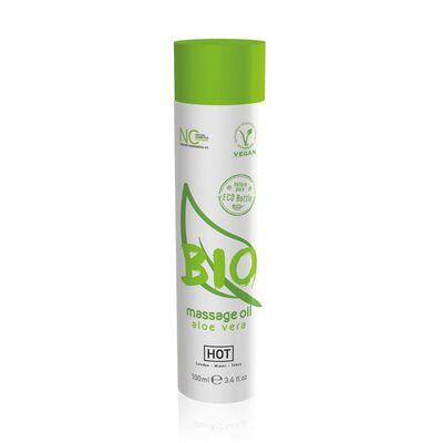 HOT BIO Massageolie Aloe Vera - 100 ml,
