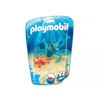 Playmobil Inktvis Met Jon