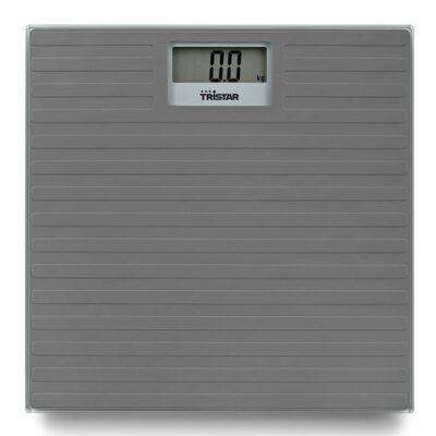 Tristar Personenweegschaal 150 kg grijs