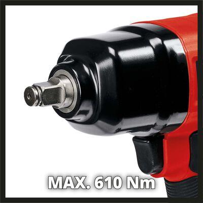 Einhell Slagmoersleutel pneumatisch TC-PW 610