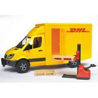 Bruder Mercedes Benz Sprinter DHL bestelwagen 1:16 02534