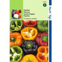 2 stuks Paprika 5 Kleuren