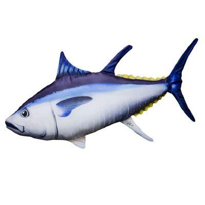 Kussen vismodel tonijn 105cm