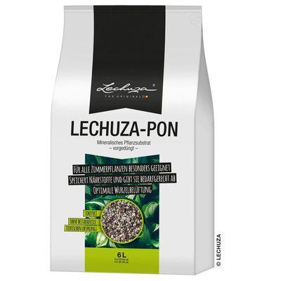LECHUZA Plantensubstraat PON 6 L