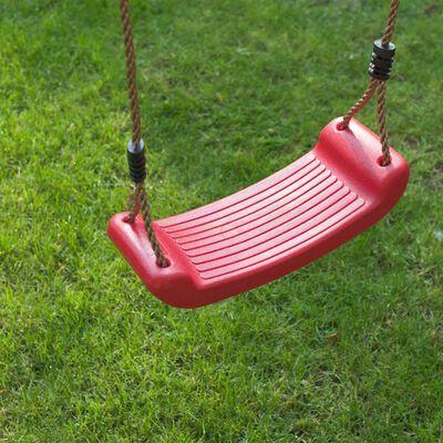 Swing King Schommelzitje kunststof rood 2521010