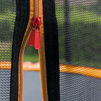 TRIGANO Trampoline met veiligheidsnet 427 cm