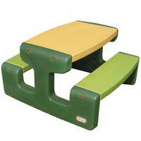 Little Tikes Grote picknicktafel groen