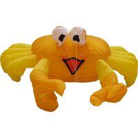 HQ Kites bouncing buddy Billy the Crab 124 cm oranje